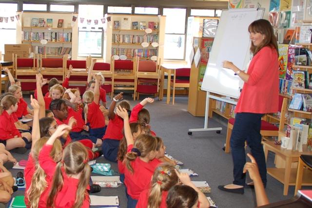 japs school visit pic1
